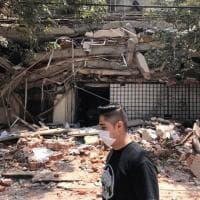 Terremoto in Messico, migliaia di persone in strada e crolli nella capitale
