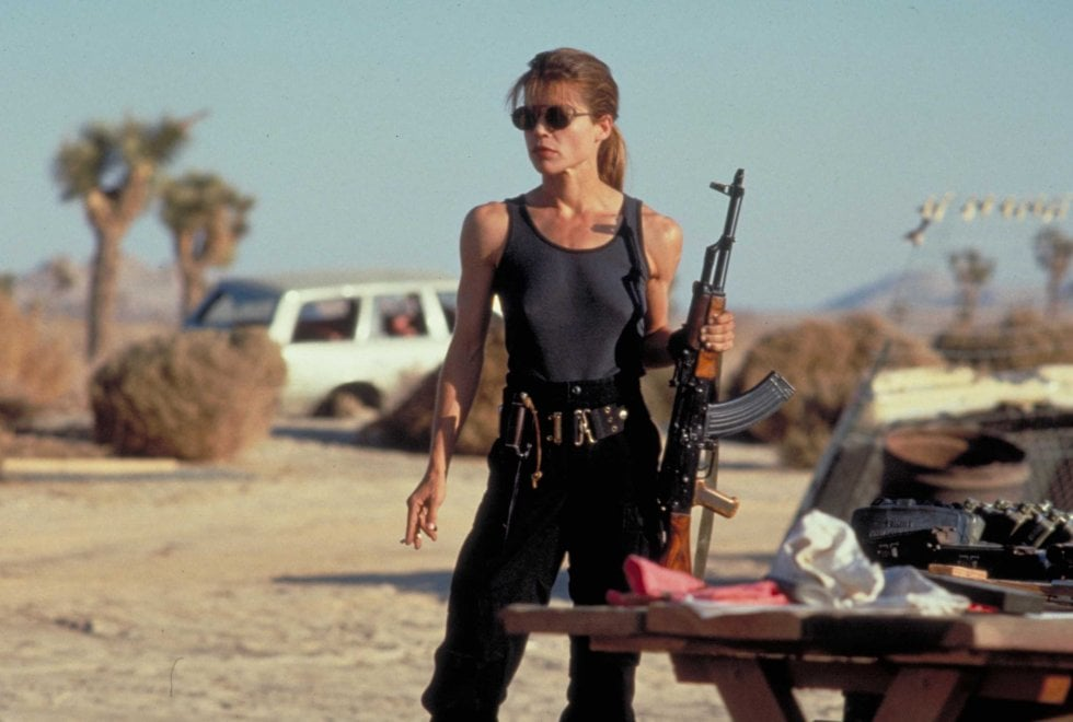 Linda Hamilton torna come Sarah Connor nel nuovo 'Terminator'