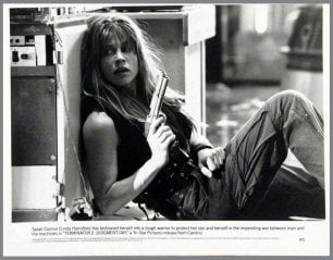 Linda Hamilton torna come Sarah Connor