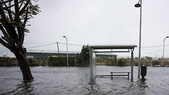 Uragani, Maria si abbatte su Porto Rico. Nove morti nelle Antille