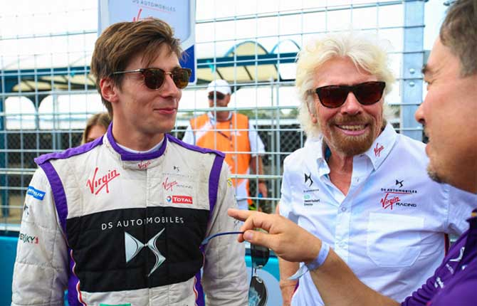 Alex Lynn entra nel team DS Virgin Racing