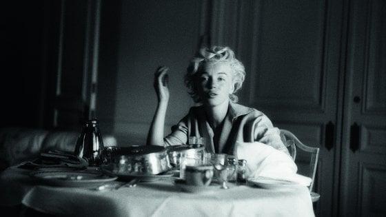 Familiarmente Marilyn. Così, senza filtri, non l'avete mai vista