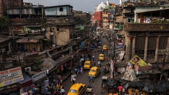Cara vecchia Calcutta, sei tutta da rifare