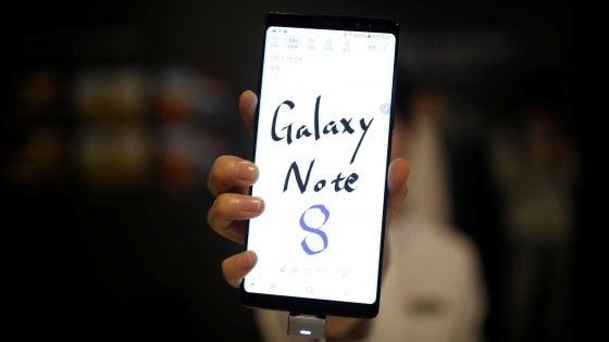Galaxy Note 8, la grande scommessa di Samsung