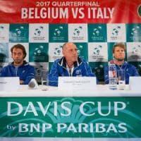Tannis, Coppa Davis: sarà Giappone-Italia. Rivincita Italia-Spagna in Fed Cup