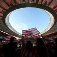 Champions, finale 2019 a Madrid: si giocherà al Wanda Metropolitano