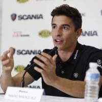 Motogp, Gp Aragon; Dovizioso sfida Marquez: ''Sono competitivo su tutte le piste''
