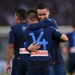 Lazio-Napoli 1-4: show azzurro nella ripresa. Sarri in testa con la Juve