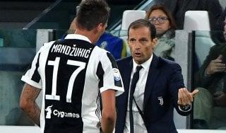 "Juventus, Allegri: ""Vittoria preziosa, Higuain si sbloccherà presto"""