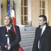 Francia, vice di Marine Le Pen lascia Front National