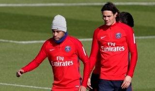 Neymar-Cavani, la cena della pace. Ma il Psg offre Matador a Real