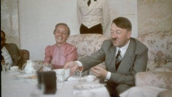 Hitler ritratto nello specchio di Stalin