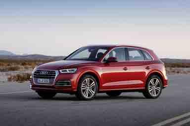 Un nuovo diesel per la Audi Q5