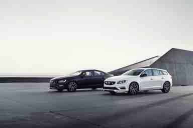 Nuove S60 e V60 Polestar, le Volvo che vanno di fretta