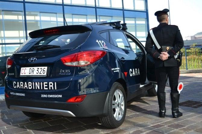 Risultati immagini per foto auto dei carabinieri