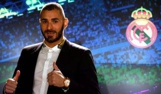 """Real Madrid, Benzema rinnova altri due anni: """"Voglio chiudere qui la mia carriera"""""""