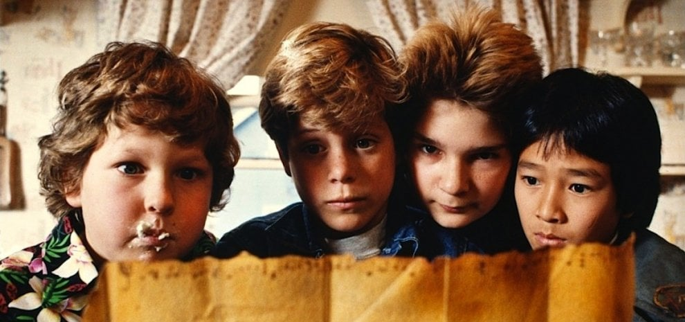 film al cinema a dicembre, I Goonies, Richard Donner