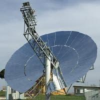 ''Energia per un intero condominio'', ecco il disco solare dell'Enea