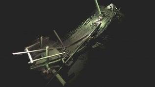 """Nel Mar Nero un cimitero di navi millenarie. """"Trovate intatte"""" ·foto"""