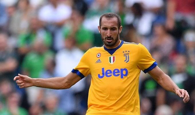 """Juventus, Chiellini: """"Toro a livello Champions, sarà un derby stellare"""""""