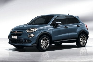 Fiat 500X Edition, serie speciale a 16.900 euro