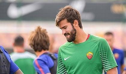 Alisson si è preso la Roma  ''Prima di me c'è la squadra''