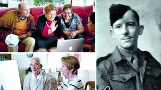 Il soldato e la contadina: un grazie lungo 74 anni