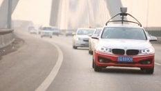 Auto senza pilota, Baidu sfida Google