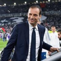 Juventus, Allegri: ''Derby è speciale, settimo scudetto obiettivo primario''