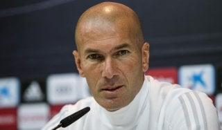 Real Madrid, Zidane non fa drammi: ''Liga ancora aperta''