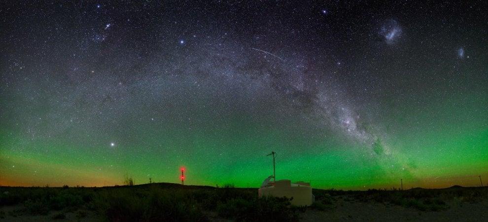 Da dove vengono i raggi cosmici più potenti? Sono extragalattici
