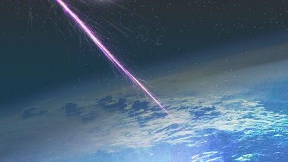 Scoperta l'origine dei raggi cosmici più potenti: vengono da molto lontano, sono extragalattici