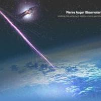 Scoperta l'origine dei raggi cosmici più potenti: vengono da molto lontano,