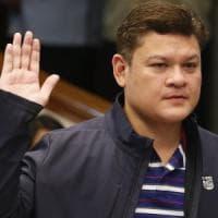 """Filippine, Duterte contro il figlio: """"Giustizierò anche lui se traffica droga"""""""
