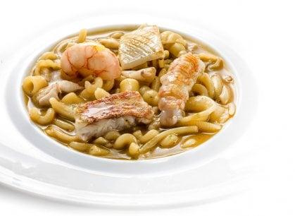 Tanta pasta e tanto pesce: ecco i piatti di Gennaro Esposito per i Rolling Stones