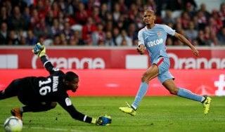 Francia: il Monaco cala il poker e aggancia il Psg. Balotelli guida la rimonta del Nizza