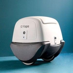 """""""Yape"""" il sistema di consegne a domicilio a guida autonoma"""