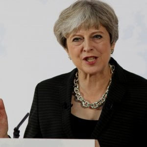 Brexit,  interview with Theresa May (English version)
