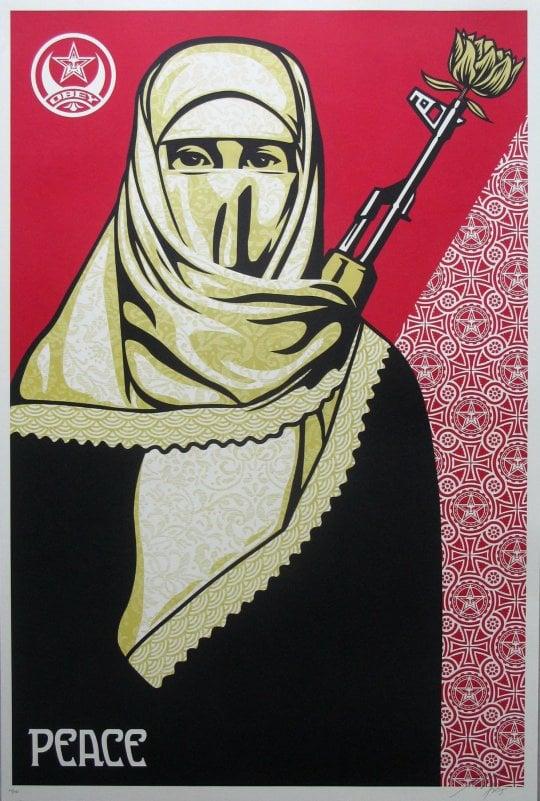 """Obey, da Obama a Trump, la 'speranza' è (quasi) morta: """"L'arte deve toccare la vita"""""""