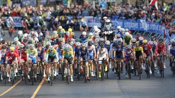 Ciclismo, mondiali: altre due medaglie azzurre dalla gara juniores