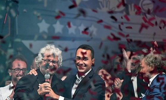 M5s, Di Maio eletto candidato premier e nuovo capo politico. Ma alle primarie votano solo in 37 mila