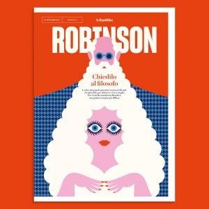 Su Robinson la filosofia che aiuta a vivere