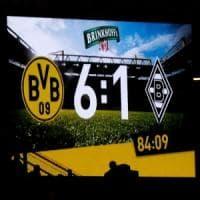 Germania: Borussia e Hoffenheim corrono, e il Bayern scivola dietro