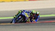 Aragon, domina Marquez. Rossi dà spettacolo: è quinto