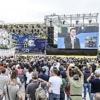Roberto Fico a Rimini, l'affondo su Di Maio: