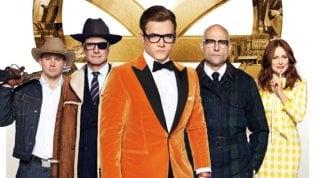 'Kingsman', folli 007 da ridereDa Halle Berry a Elton John