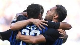 Milan ko con la SampInter vince soffrendo.Lazio, 3 gol al Verona· Guarda tutti i gol
