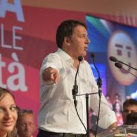 """Renzi al centrosinistra: """"Siamo contro tutti i populismi, ma basta litigi o perderemo le..."""