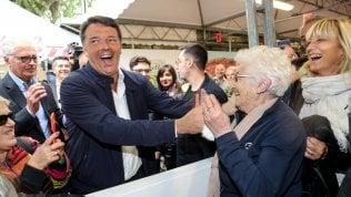 """Renzi al centrosinistra: """"Siamo contro tutti i populismi, ma basta litigi o perderemo"""" video"""