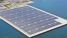 Nelle grandi dighe il fotovoltaico galleggiante